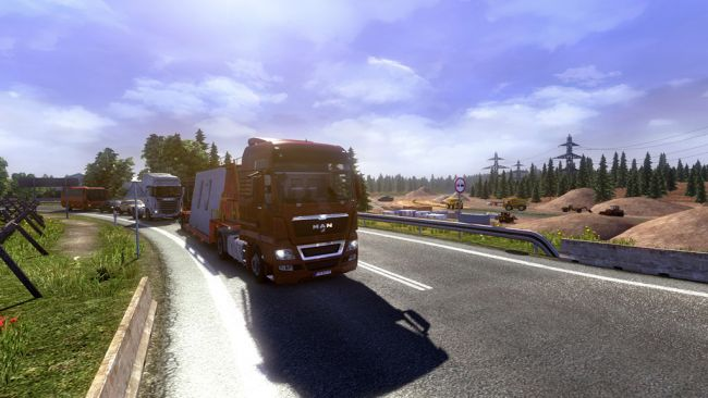 Euro Truck Simulator 2: Going East! Add-On - Screenshots - Bild 17