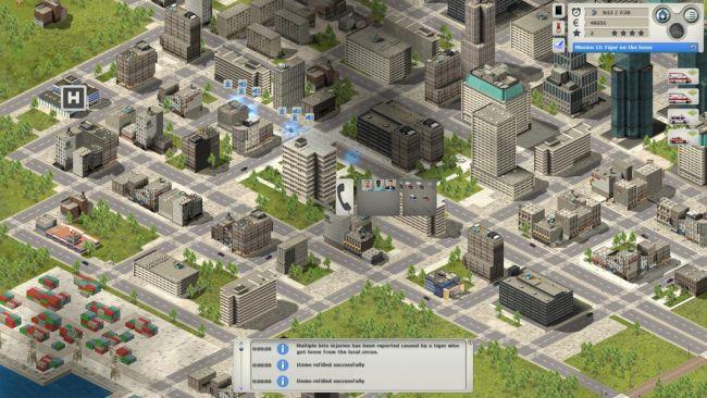 Rettungsdienst‐Simulator 2014 - Screenshots - Bild 7