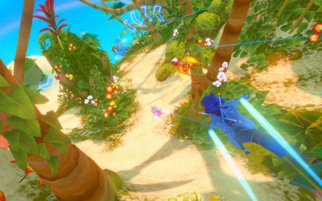 Freefall Racers - Screenshots - Bild 9