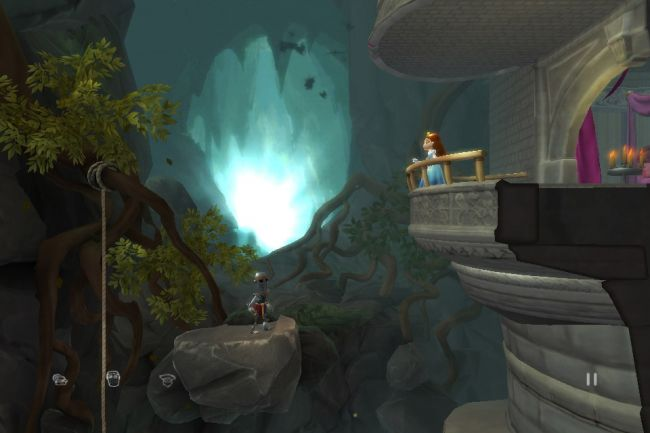 The Cave - Screenshots - Bild 1