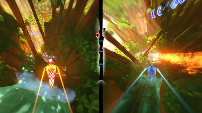 Freefall Racers - Screenshots - Bild 5