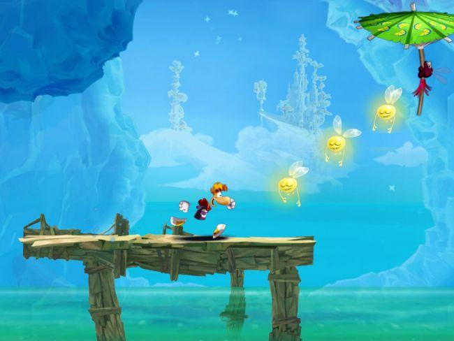 Rayman Fiesta Run - Screenshots - Bild 2
