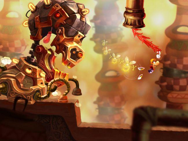 Rayman Fiesta Run - Screenshots - Bild 5
