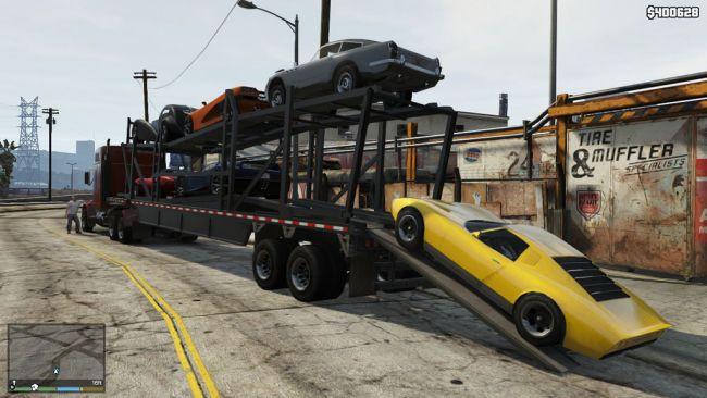 Grand Theft Auto V - Screenshots - Bild 18