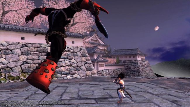 Soulcalibur 2 HD Online - Screenshots - Bild 1