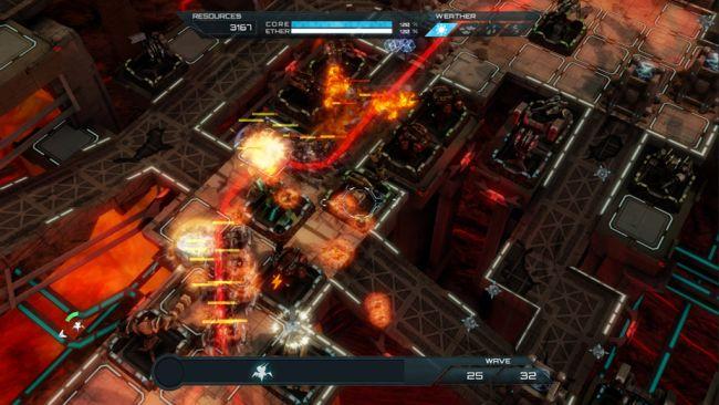 Defense Technica - Screenshots - Bild 2