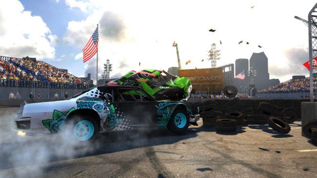 GRID 2 Demolition Derby Modus - Screenshots - Bild 4