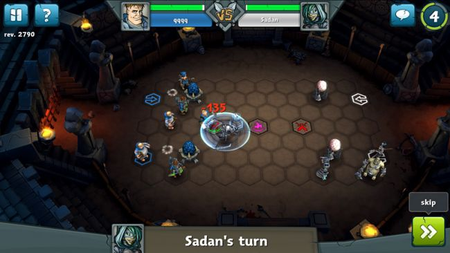 Epic Arena - Screenshots - Bild 5