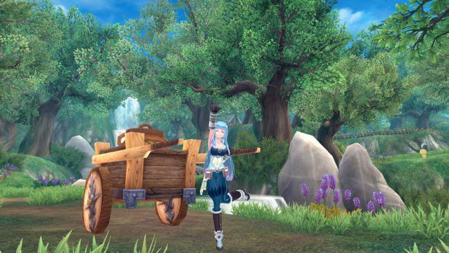 Aura Kingdom - Screenshots - Bild 1