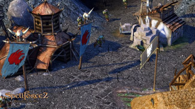 SpellForce 2: Demons of the Past - Screenshots - Bild 6