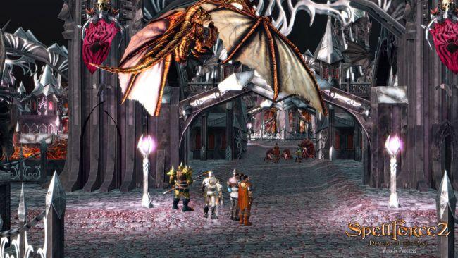 SpellForce 2: Demons of the Past - Screenshots - Bild 1
