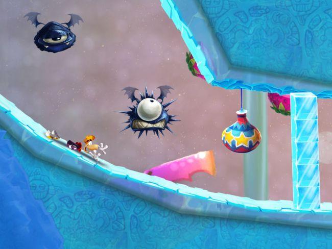 Rayman Fiesta Run - Screenshots - Bild 4