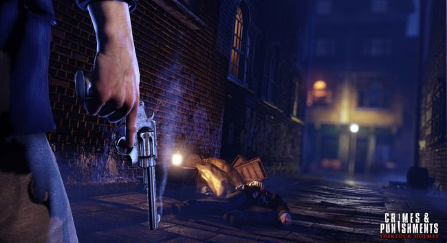 Sherlock Holmes: Crimes and Punishments - Screenshots - Bild 3