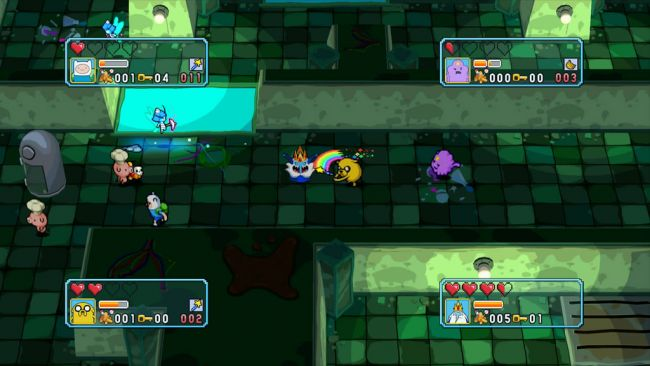 Adventure Time: Explore the Dungeon Because I DON'T KNOW! - Screenshots - Bild 10