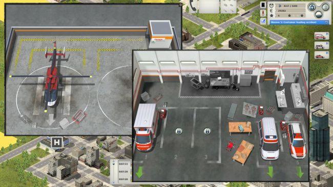 Rettungsdienst‐Simulator 2014 - Screenshots - Bild 3