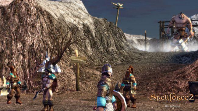 SpellForce 2: Demons of the Past - Screenshots - Bild 7
