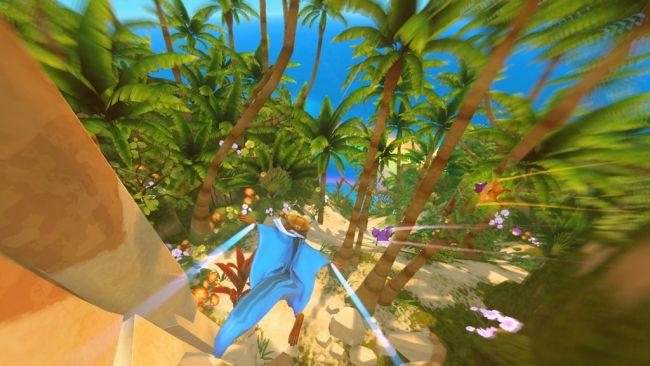 Freefall Racers - Screenshots - Bild 1