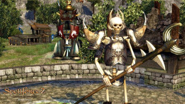 SpellForce 2: Demons of the Past - Screenshots - Bild 5