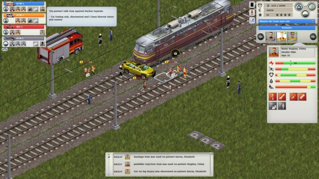 Rettungsdienst‐Simulator 2014 - Screenshots - Bild 4