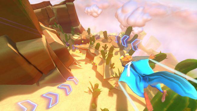 Freefall Racers - Screenshots - Bild 2