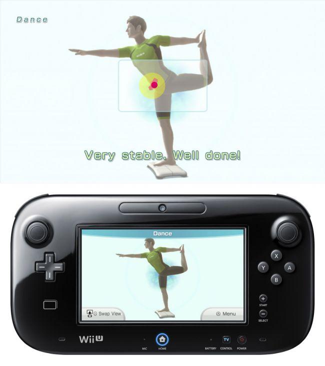 Wii Fit U - Screenshots - Bild 1
