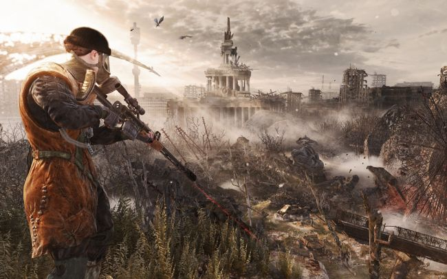 Metro: Last Light DLC: Chroniken-Pack - Screenshots - Bild 1