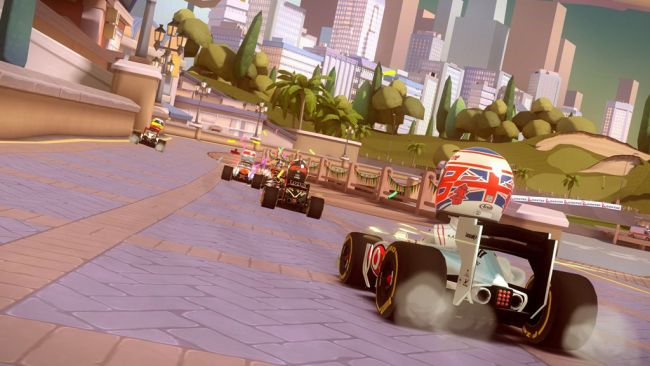 F1 Race Stars: Powered Up Edition - Screenshots - Bild 2