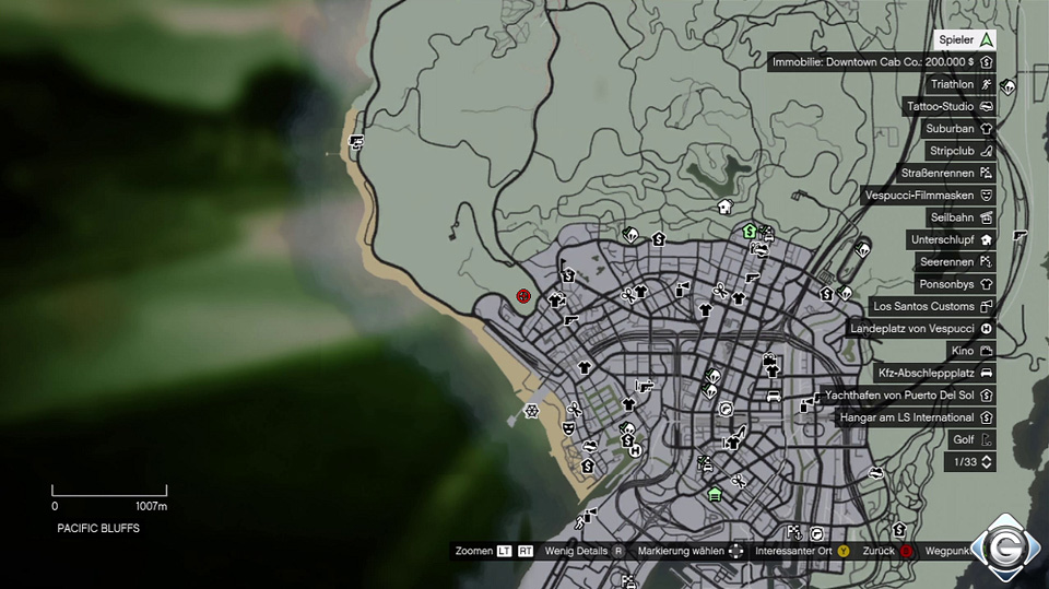 Gta 5 Hubschrauberlandeplatz