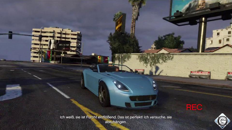 Grand Theft Auto V: Der Weg durch das größte GTA - Beverly ...