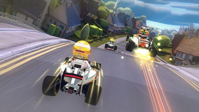 F1 Race Stars: Powered Up Edition - Screenshots - Bild 1