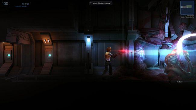Dark Matter - Screenshots - Bild 2