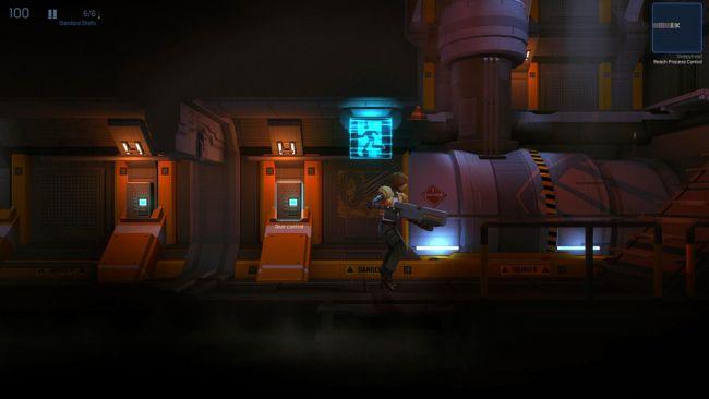 Dark Matter - Screenshots - Bild 3