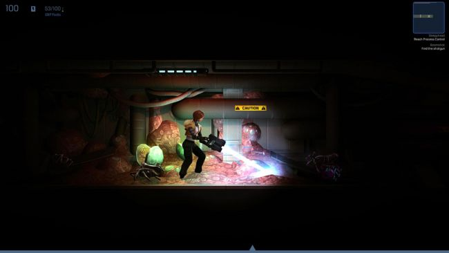 Dark Matter - Screenshots - Bild 4