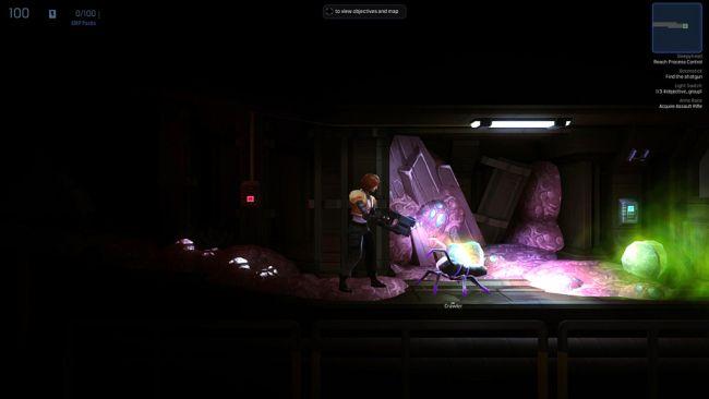 Dark Matter - Screenshots - Bild 8
