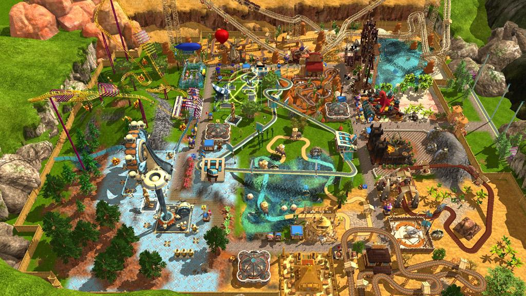 adventure park screenshots von gameswelt. Black Bedroom Furniture Sets. Home Design Ideas