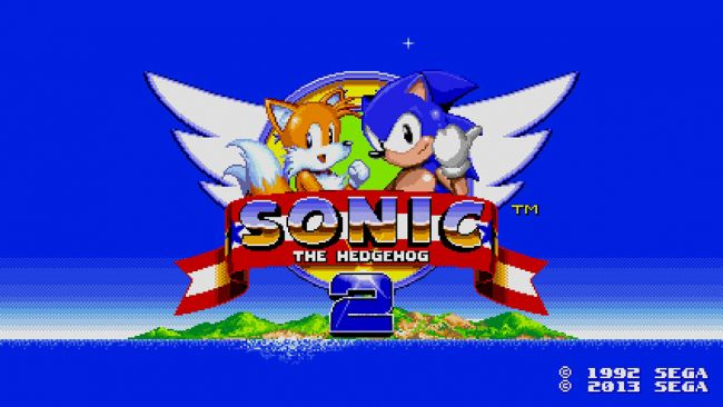 Sonic the Hedgehog 2 - Screenshots - Bild 1