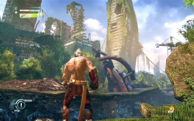 Enslaved: Odyssey to the West Premium Edition - Screenshots - Bild 11