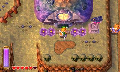 The Legend of Zelda: A Link Between Worlds Bild 1