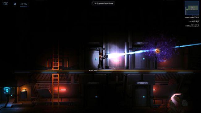 Dark Matter - Screenshots - Bild 6