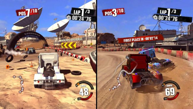 Truck Racer - Screenshots - Bild 1