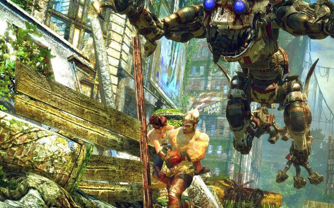 Enslaved: Odyssey to the West Premium Edition - Screenshots - Bild 17