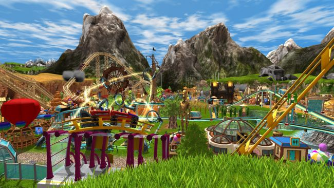 Adventure Park - Screenshots - Bild 1