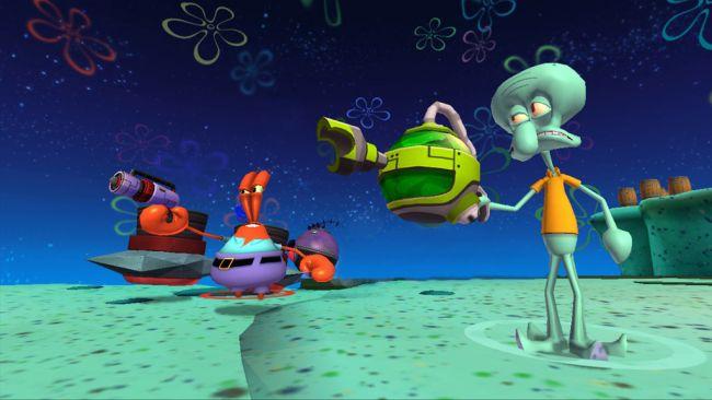 SpongeBob Schwammkopf: Planktons Fiese Robo-Rache - Screenshots - Bild 6