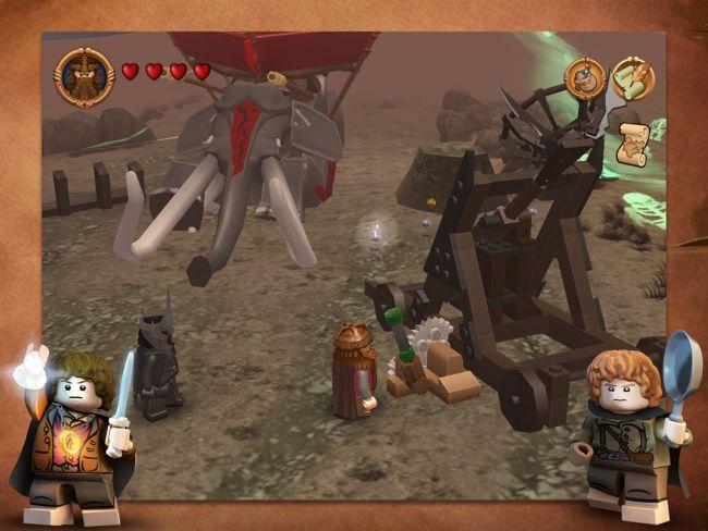 LEGO Der Herr der Ringe - Screenshots - Bild 5