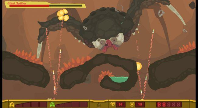 PixelJunk Shooter - Screenshots - Bild 10