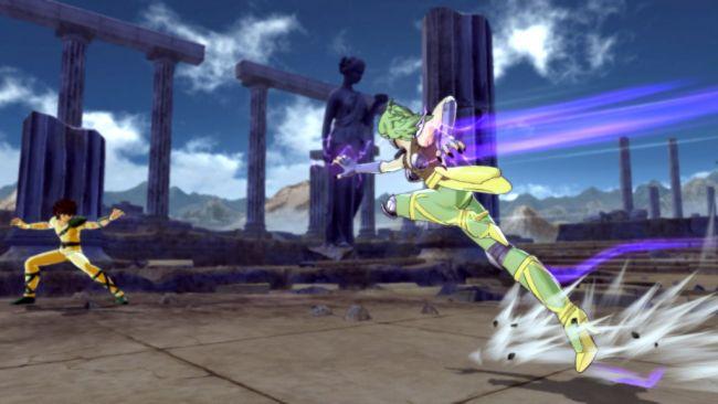 Saint Seiya: Brave Soldiers - Knights of the Zodiac - Screenshots - Bild 39
