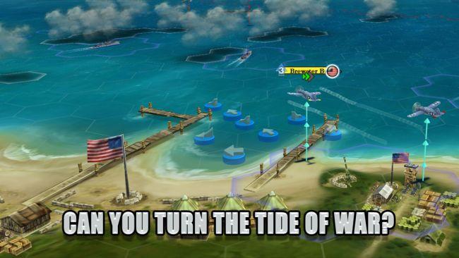 Sid Meier's Ace Patrol: Pacific Skies - Screenshots - Bild 5