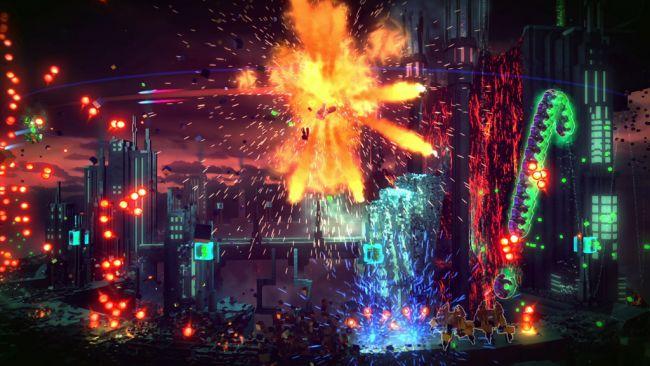Resogun - Screenshots - Bild 27