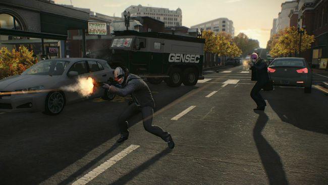 Payday 2 DLC: Armored Transport - Screenshots - Bild 1
