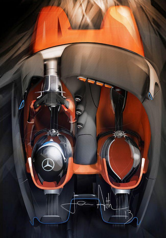 Gran Turismo 6 Vision Gran Turismo - Artworks - Bild 3